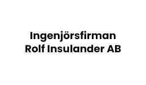 Ingenjörsfirman Rolf Insulander AB