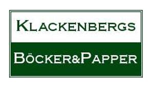 Klackenbergs Böcker & Papper