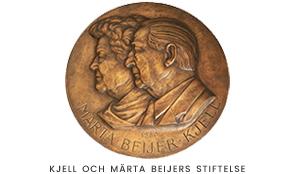 Kjell och Märta Beijers stiftelse